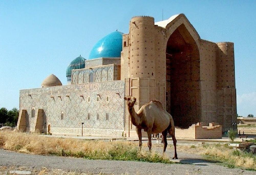 Туркестан - казахстан - best places.