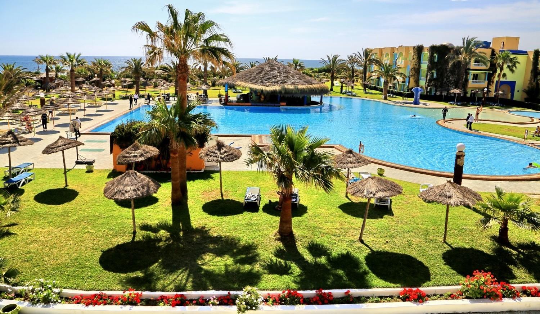 Хороший отель - залог хорошего отдыха! Тунис